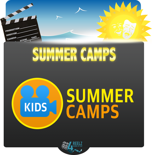 4REELZ - icon - Summer Camps